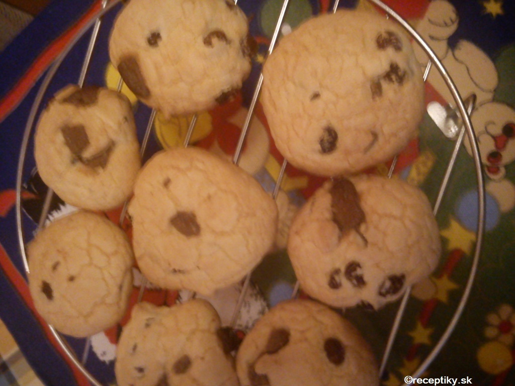 Hrozienkové sušienky