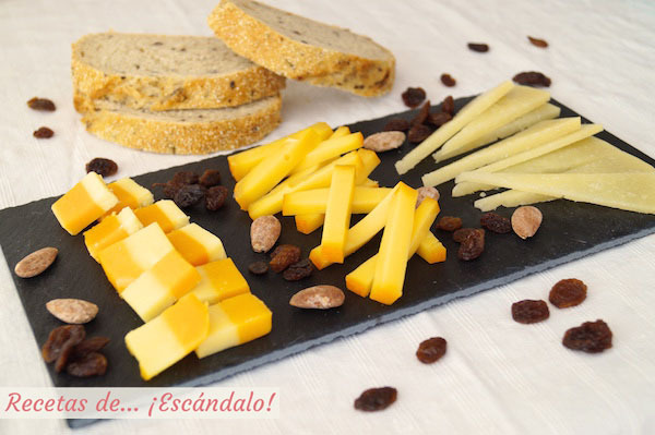 El placer de catar quesos