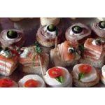 Canapés de anchoas