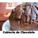 Pan dulce suizo al chocolate
