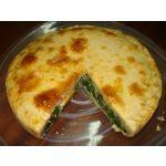 Tarta de espinacas y ricota