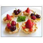 Tartaletas frutales