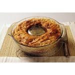 Torta europea de manzana