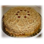 torta de cafe moka