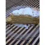Torta suave de ricota y crema