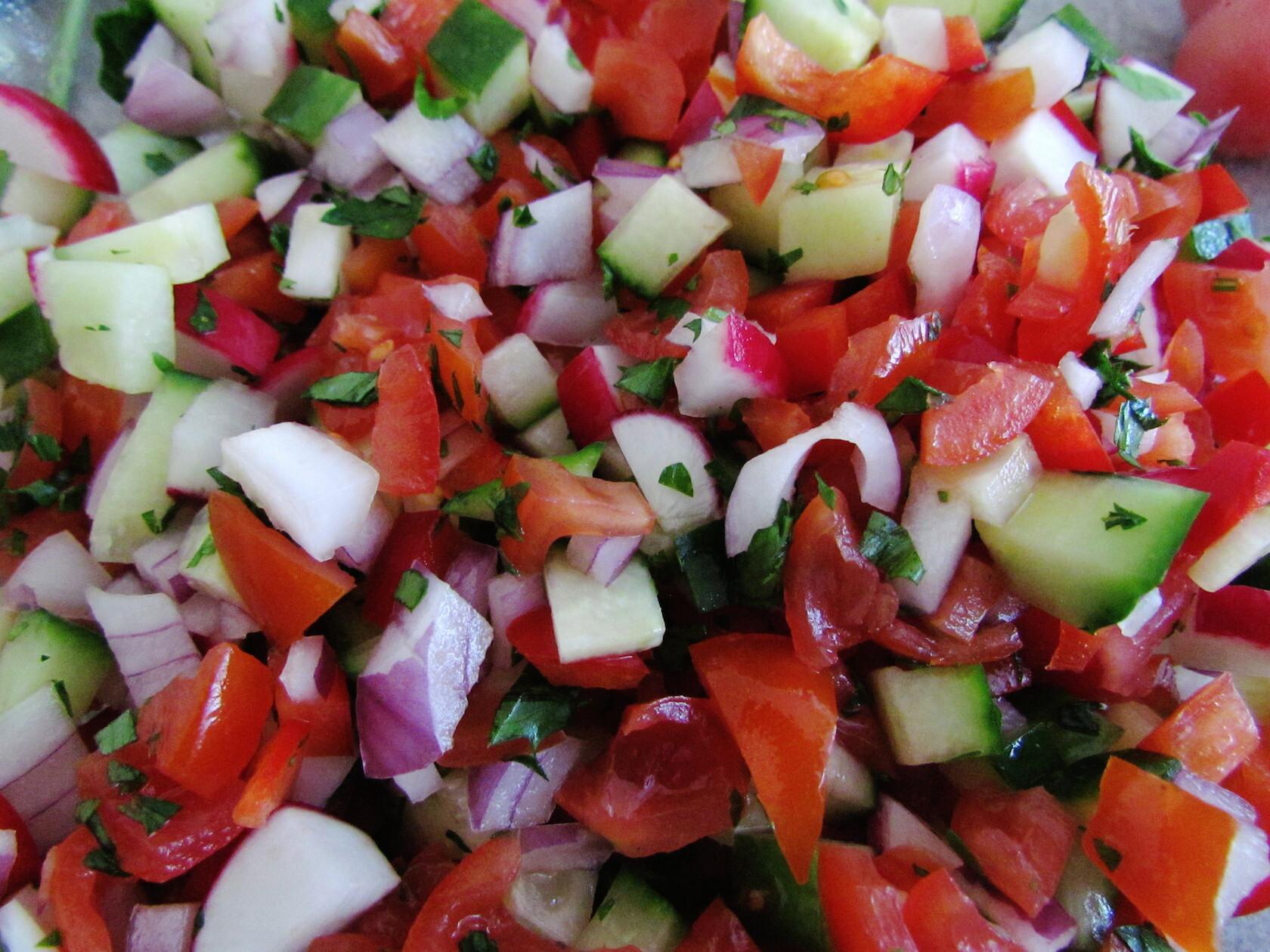 guide de fruits et légumes saisonniers: mai
