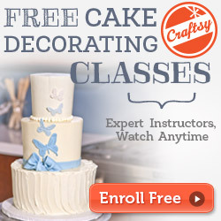 Free Cake Decorating & Cooking Classes
