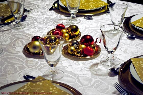 Un repas de Noël 100% fait maison : idées recettes