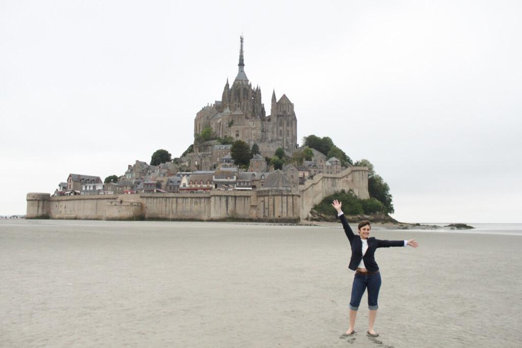 Escapade au Mont-Saint-Michel (pour une battle culinaire dans les cuisines de La Mère Poulard)