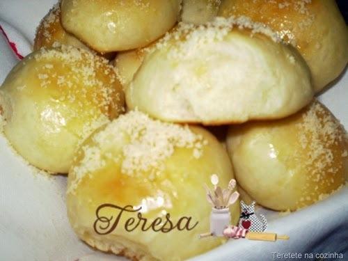 Pão de batata fofinho que é uma beleza…