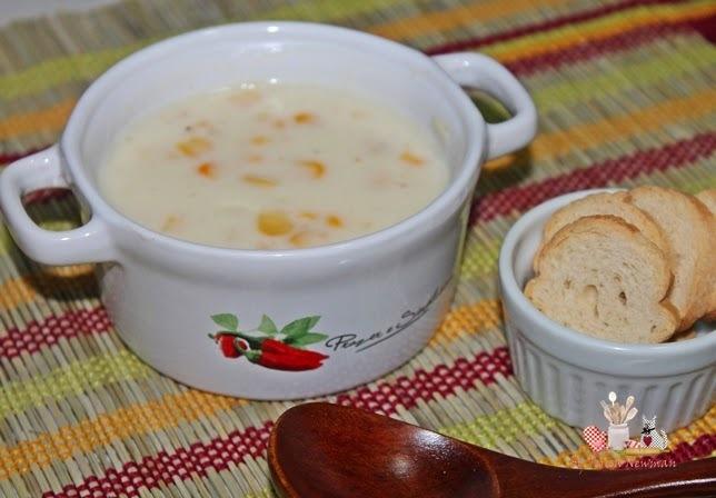 Sopa Creme de Milho Verde