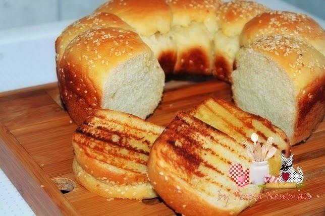 Pão de Macaxeira – Aipim /Mandioca