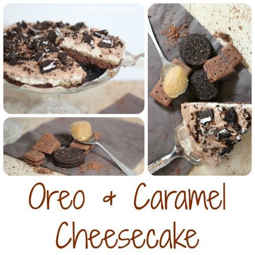 oreo cheesecake uk