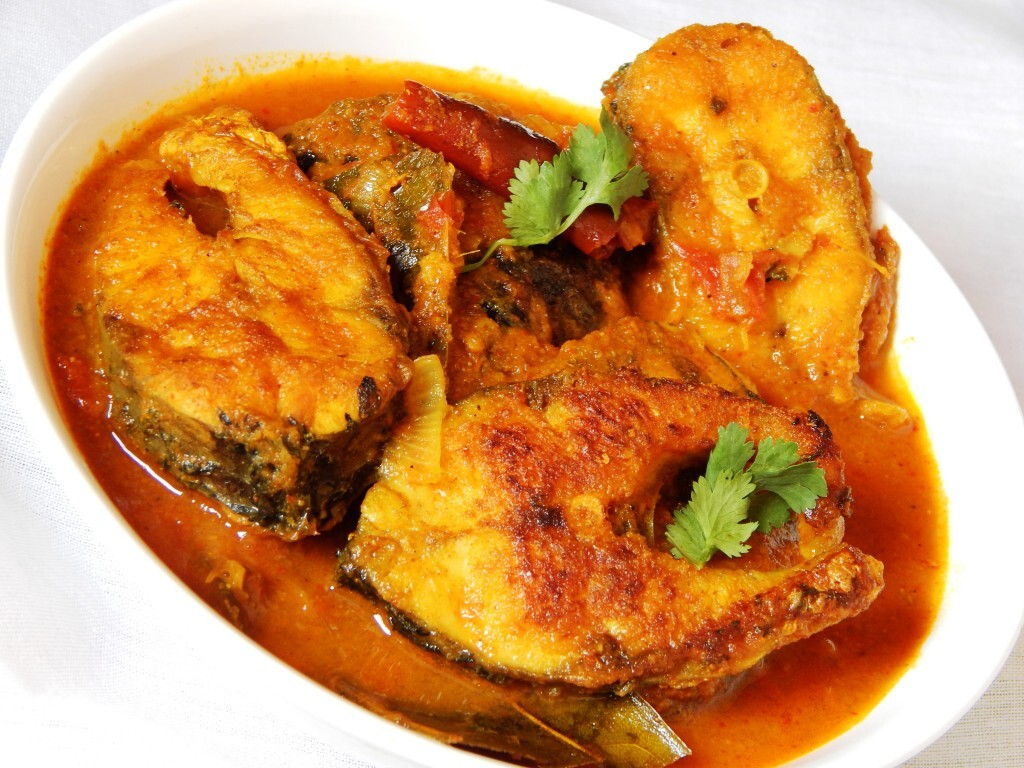 Rohu Fish Curry | Fish Masala Recipe