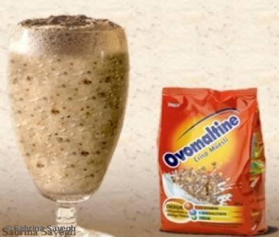 Milk shake (ovomaltine original)