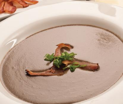 Sopa de Caraotas negras