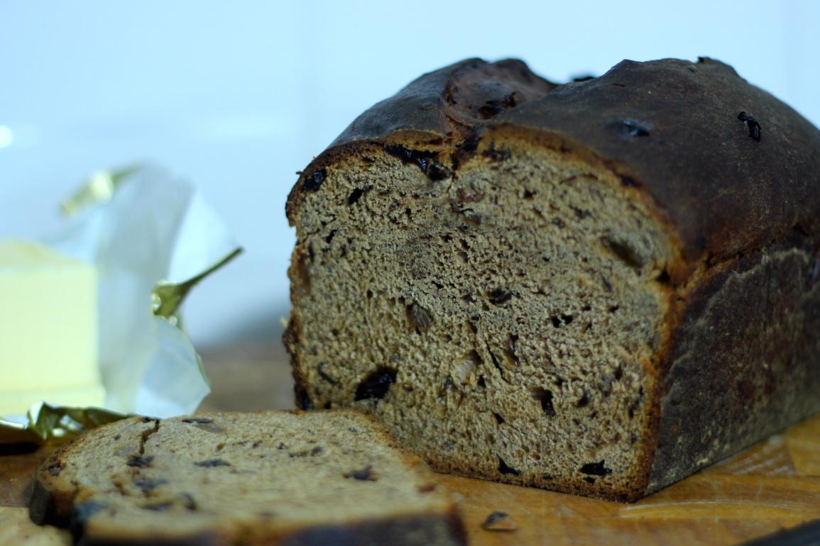 yorkshire plum bread