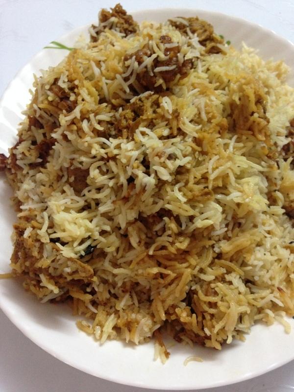 Mutton Dum Biryani Recipe Hyderabadi, How To Make Mutton Dum Biryani