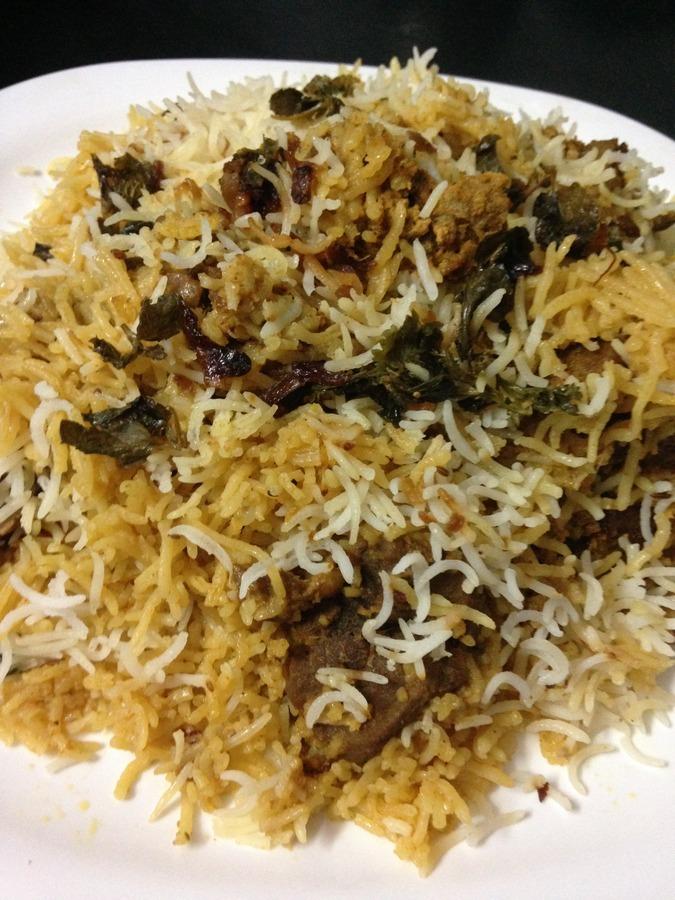 Hyderabadi Mutton Biryani Recipe, How To Make Hyderabadi Mutton Biryani