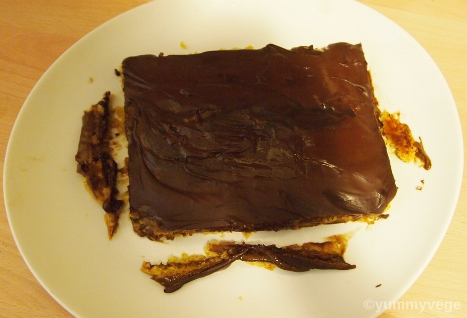 Opera Slice (Vegan) and 10,000 views!