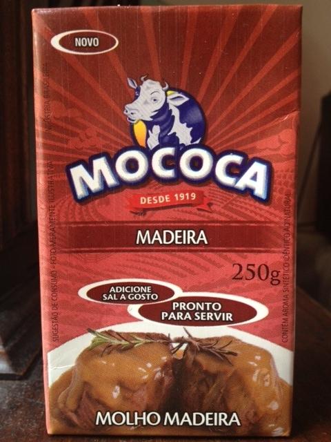 Molho Madeira com Upgrade do Zé