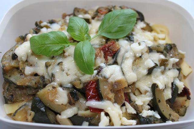 Squashfräs till pasta