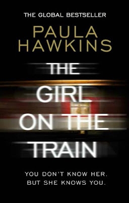 Book review : The Girl on the Train - Paula Hawkins