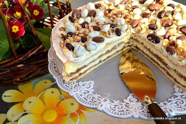 Likérová torta