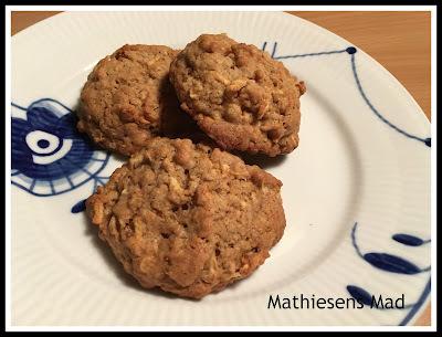 Æblecookies