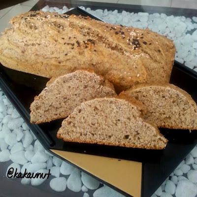 Pão Integral Multi Grãos (sem trigo e sem lactose)