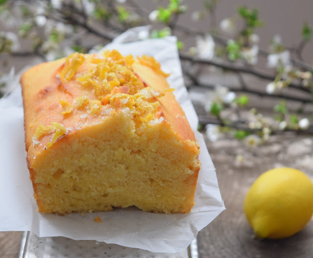 Sočni limun kolač sa ricottom i maslinovim uljem