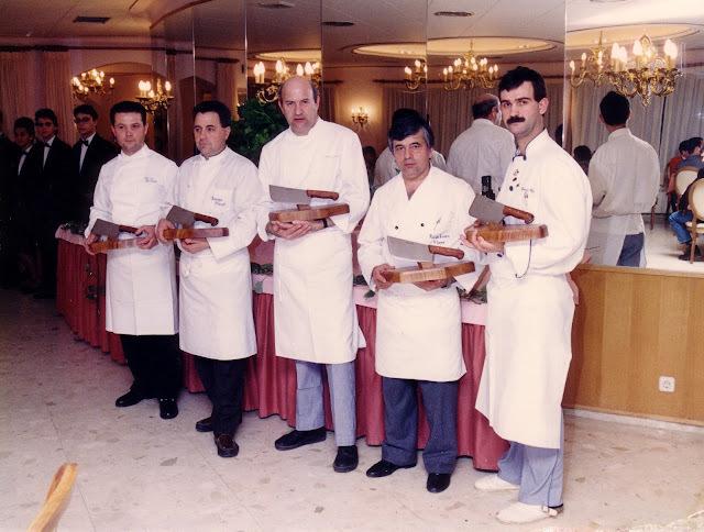 Tallants d'honor de la cuina gironina