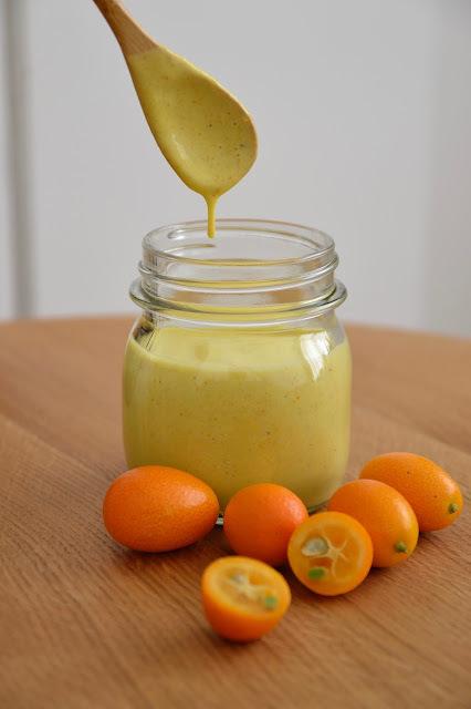 Simple comme une vinaigrette aux kumquats