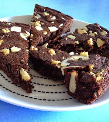 Brownie de chocolate, Mi mejor receta