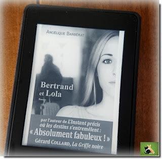 Lecture : Bertrand et Lola par Angélique Barberat