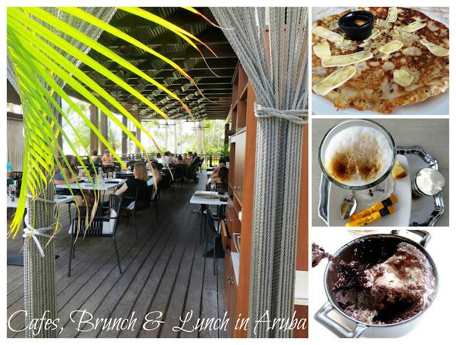 Cafes, Brunch & Lunch in Palm Beach | Aruba