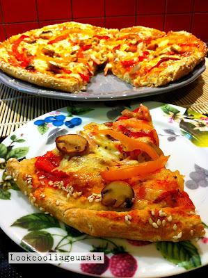 Πίτσα στο πιτς φιτίλι!