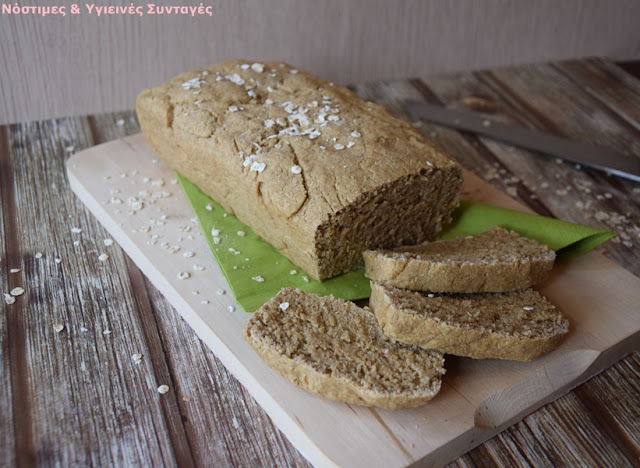 Ψωμί βρώμης