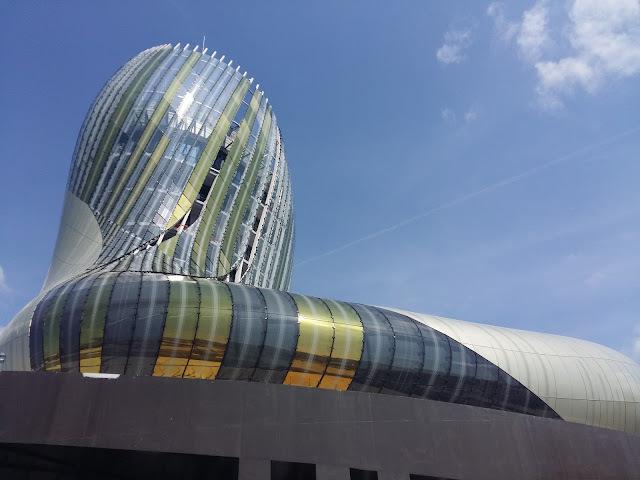 [Coup de coeur] Avis aux amoureux de la vigne, j'ai testé la Cité du vin à Bordeaux !