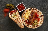 Πικάντικα μπιφτέκια με σάλτσα μπάρμπεκιου