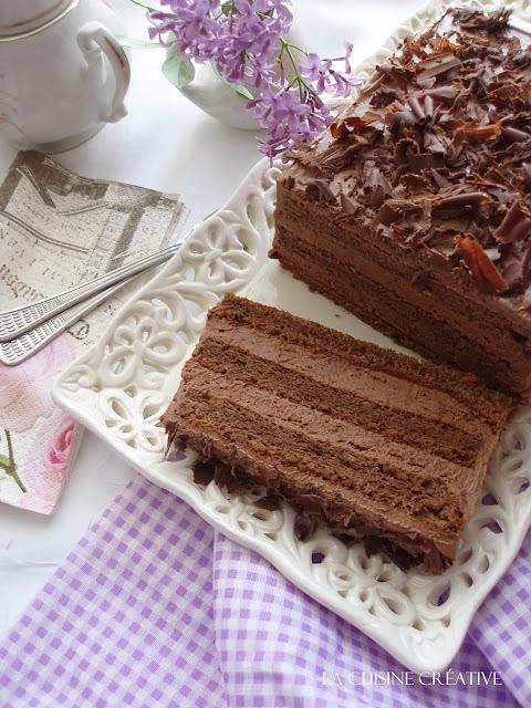 Čokoladna torta 2.