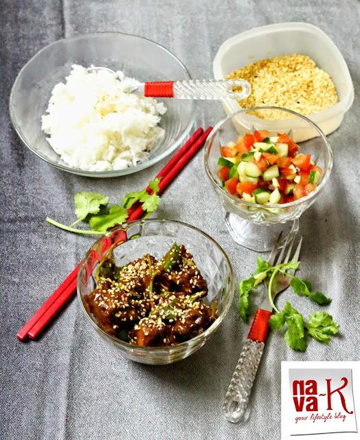 Korean Spicy Pork (My Style)