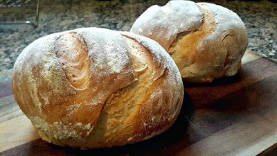 Hecho en casa / Pan casero / No te quedes sin tu pan