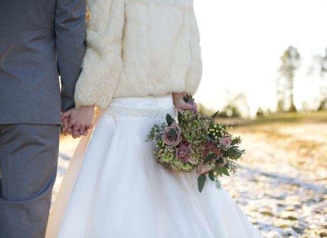 Se marier en hiver ? Et pourquoi pas !