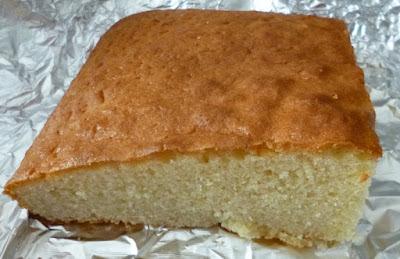 Gâteau facile aux amandes