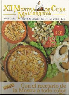 Història de sa Mostra de Cuina Mallorquina (9ª part) 1996