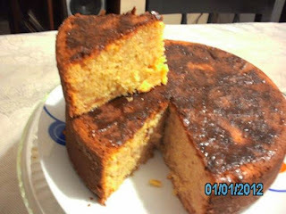 keke de membrillo