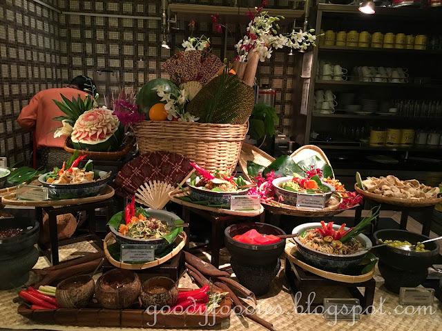 Classic & Royal Malaysian Cuisine by Chef Wan @ Mosaic, Mandarin Oriental KL