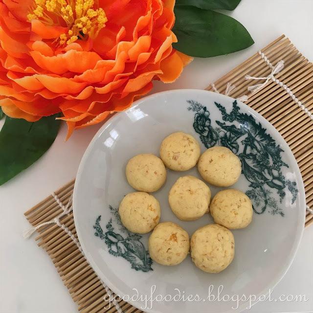 Recipe: Cornflakes Cookies (CNY)