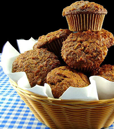 The Legendary Morning Glory Muffins